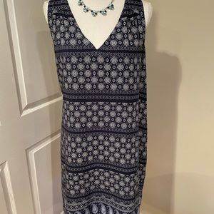 NWT Old Navy Sleeveless printed dress